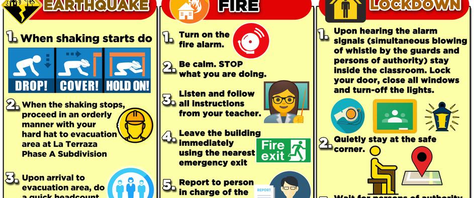 INHS Evacuation Plan