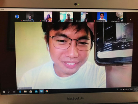 INHS Teleconference with Sir Art