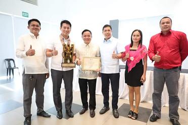 21st Gawad Kalasag Awarding Ceremony with LGU