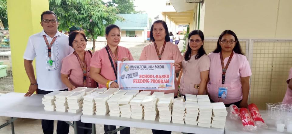 School-Based Feeding Program