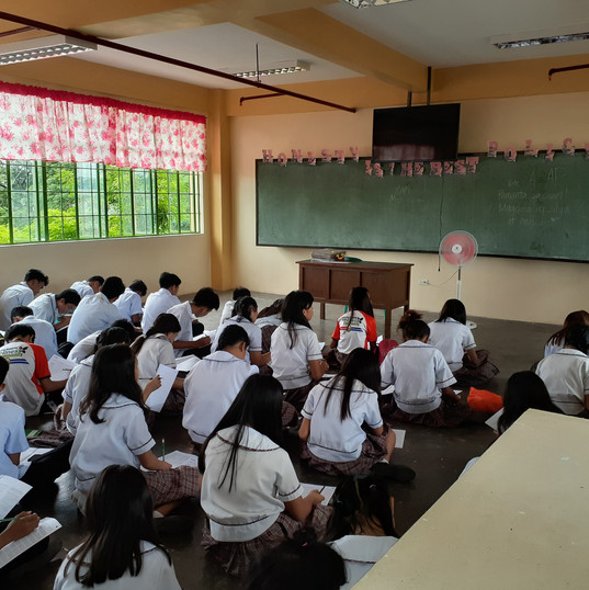 2019 Philippines' 5th Global School-Based Health Survey (GSHS) and 2019 Philippines' 6th Global Youth Tobacco Survey (GYTS) of Department of Health (DOH) Region 4