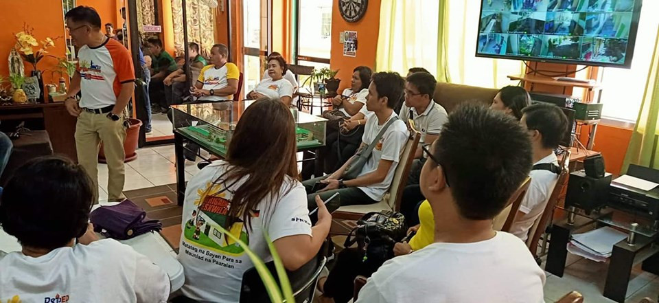 Cavite City Officials with INHS Officials
