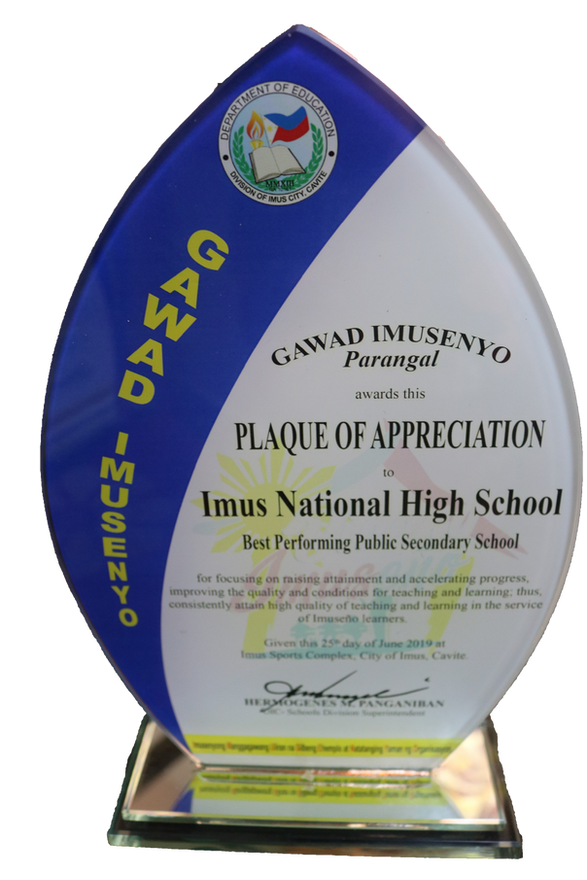 Best Performing Secondary Public School.