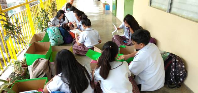 Paper Conservation