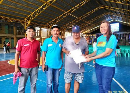 Barangay Captain and Officials