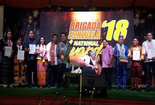 Awarding Ceremony at Dipolog City, Zamboanga del Norte