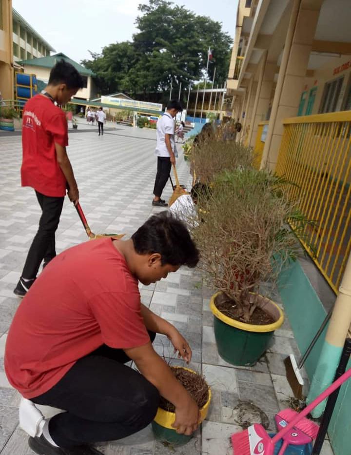 SSG Clean Up Drive