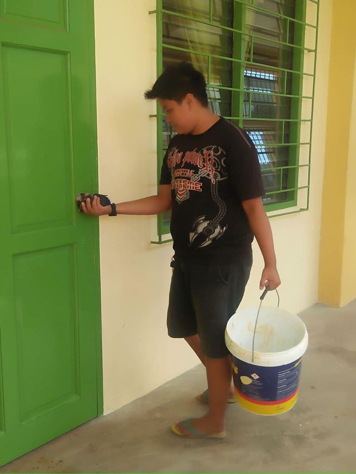 Wall to Wall Disinfection with Stakeholders and LGU
