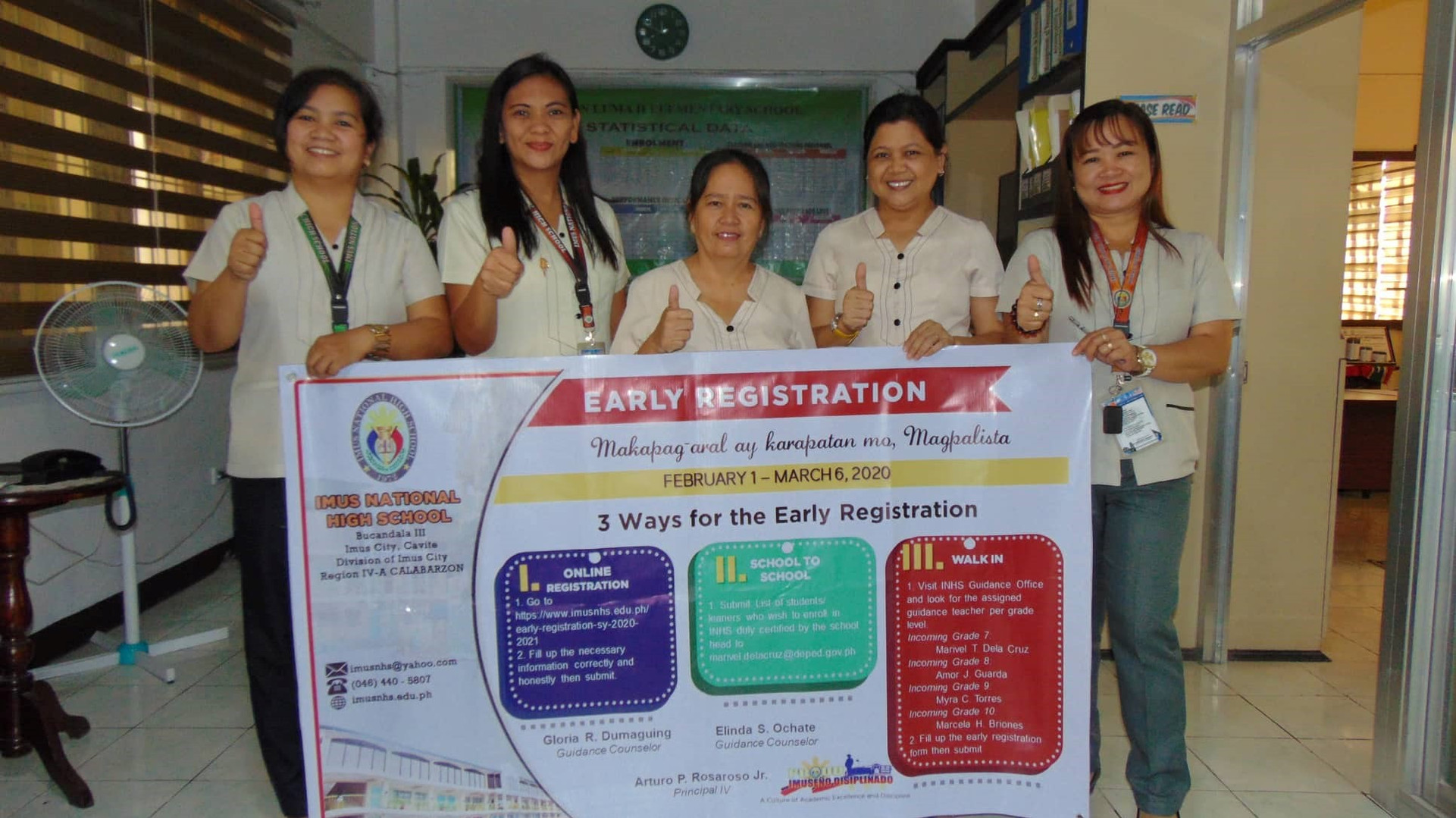 Early Registration Campaign