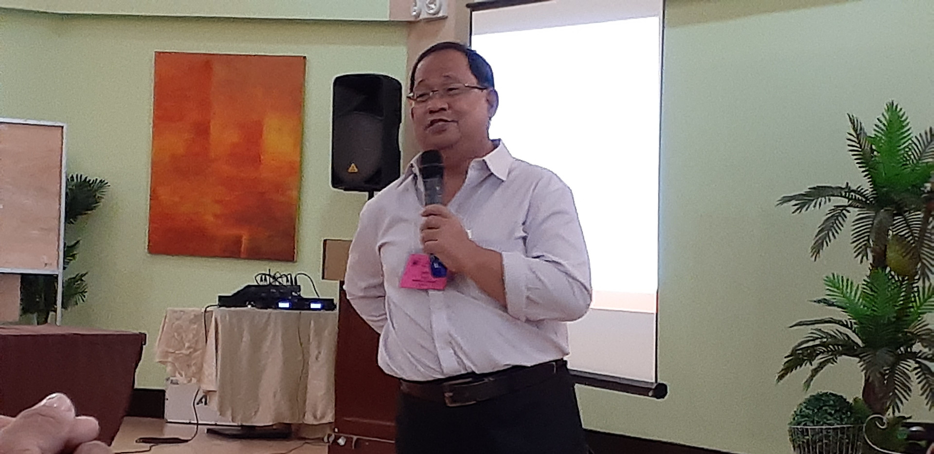 Seminar Workshop on Systematic Training for Effective Parenting (STEP)