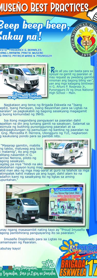School Vehicle