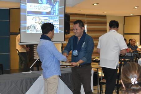 Mr. Rey Valenzuela, Infromation Technology Officer 1