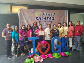 21st Gawad Kalasag Awarding Ceremony
