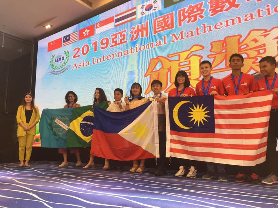 2019 Asian International Mathematisc Olmypiad - Taiwan