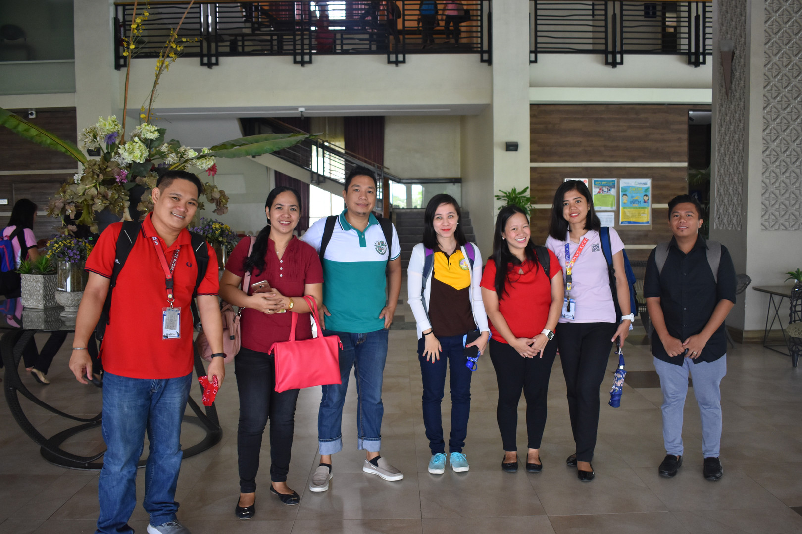 INHS Main ICT Coordinators