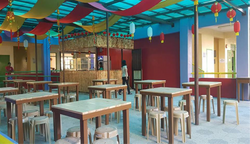 Themed Cafeteria