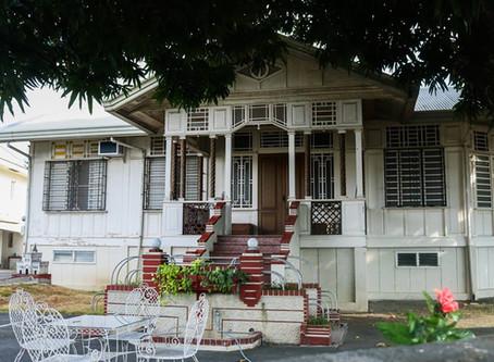Minecraft Team 11: Ancestral House at Brgy. Poblacion IV, Corner of Gen. E. Topacio St.
