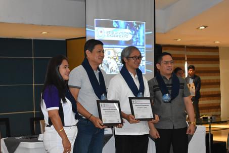 Awarding of Certificate of Appreciation