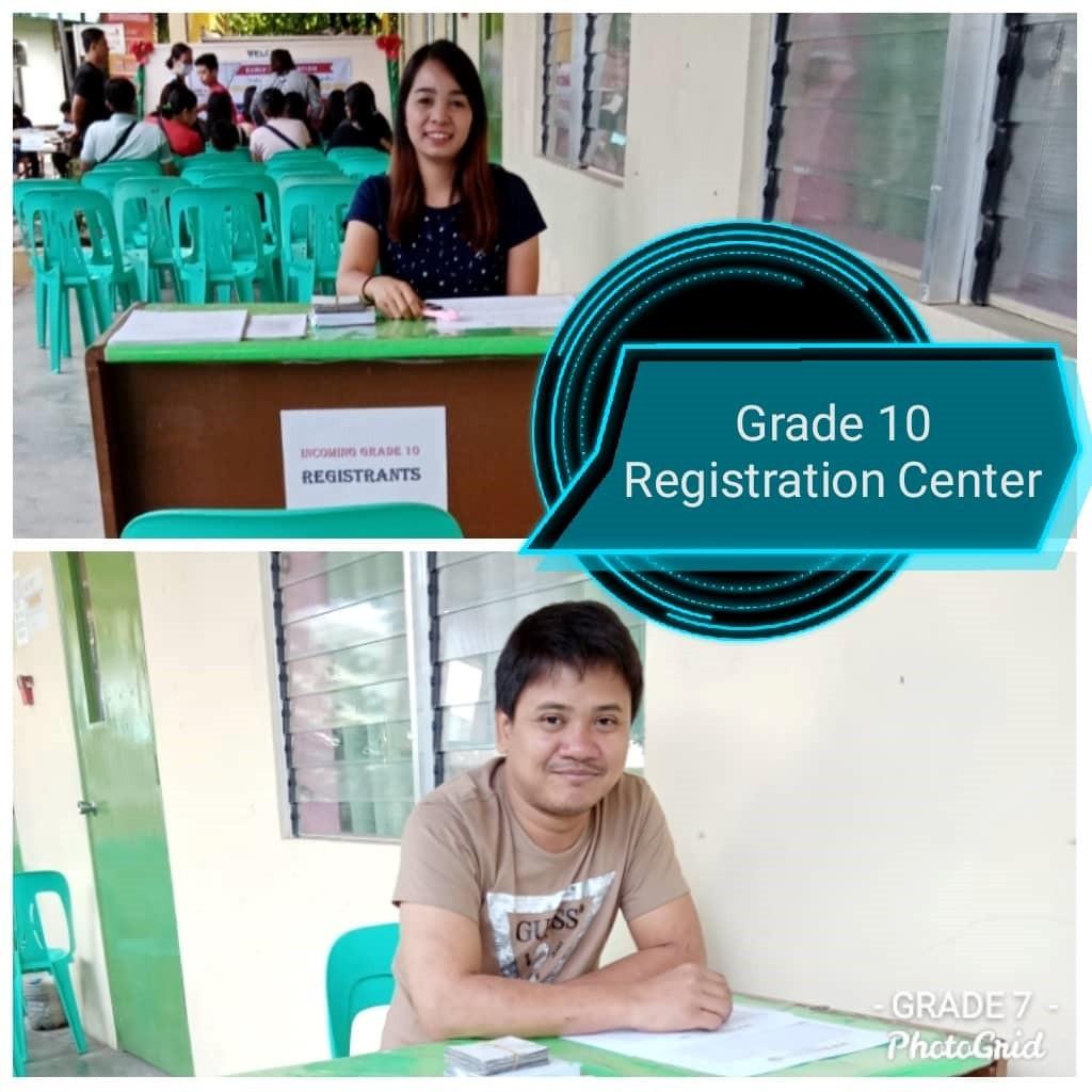 Grade 10 Early Registration