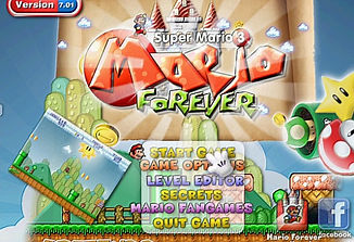 super mario forever galaxy pc download