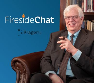 Fireside Chat with Dennis Prager Episode. 136 — Facebook Censors PragerU