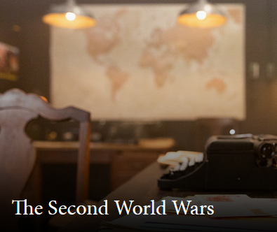 The Second World Wars - online course