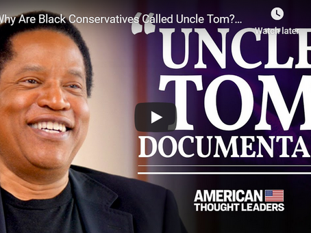 Why Are Black Conservatives Called Uncle Tom?