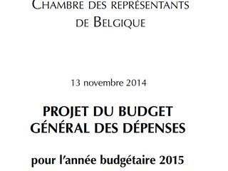 Séparation des pouvoirs et coupes budgétaires au SPF Justice