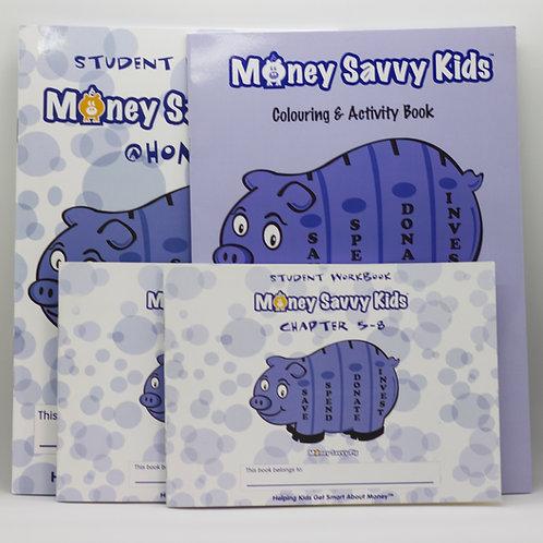 Money Savvy Kids Sibling Education Pack