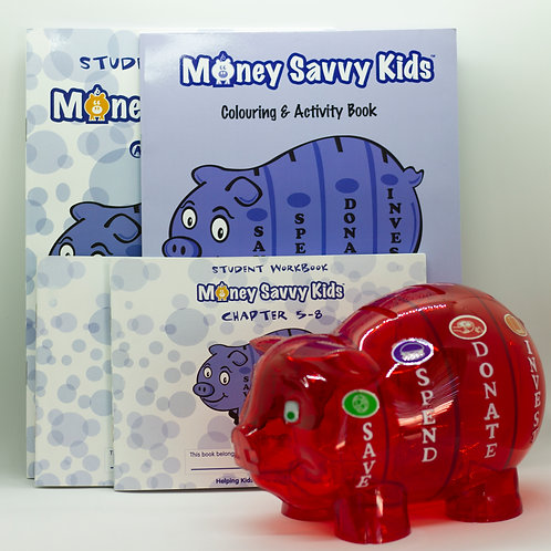 Money Savvy Kids Premium Sibling Education Pack