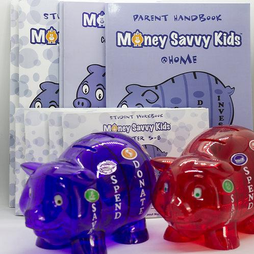Money Savvy Kids Premium Family Education Pack