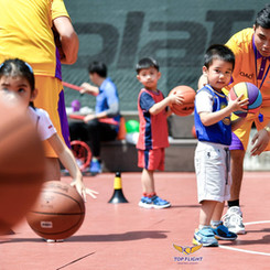 Top Flight Basketball after school program in Bangkok