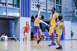 Kids enjoying Basketball in Bangkok with Top Flight