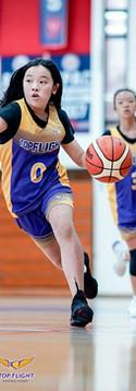 Top Flight Basketball Elite Girls