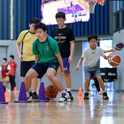 Top Flight Basketball after school program