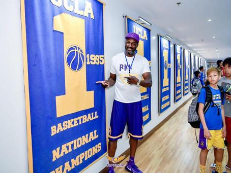 UCLA & Coach Ike NCAA Champs | 93-94 Season