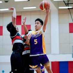 Top Flight Basketball Eilte player Bangkok