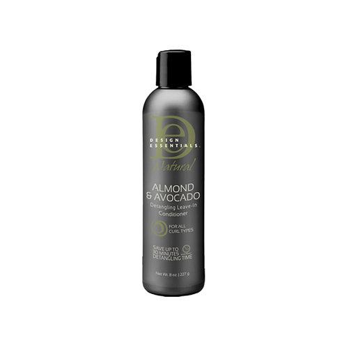 Design Essentials - Almond & Avocado Leave-In Conditioner 8 oz