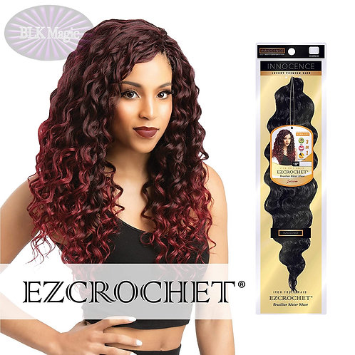 "EZ Crochet - Brazilian Water Wave - 18"""