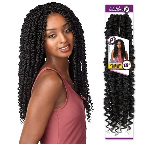 Lulutress Passion Twist 18""