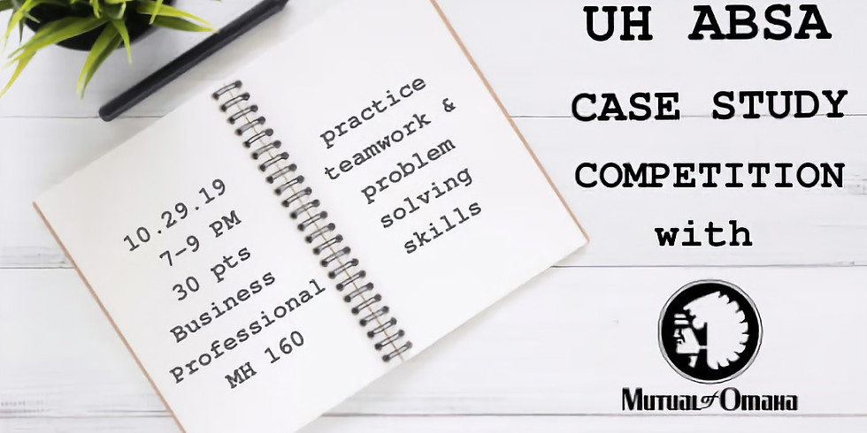 UH ABSA | Case Study Competition with Mutual of Omaha