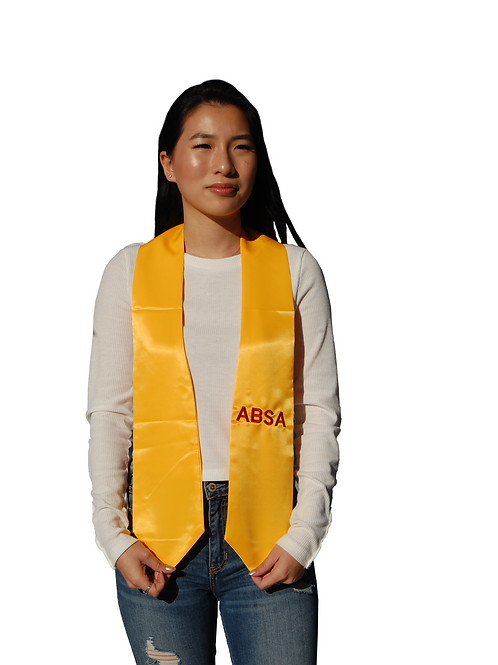 ABSA Gold Graduation Stole