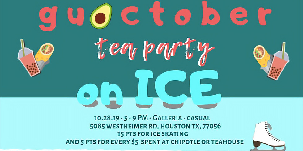 UH ABSA | Guactober Tea Party on ICE w/ ABSA