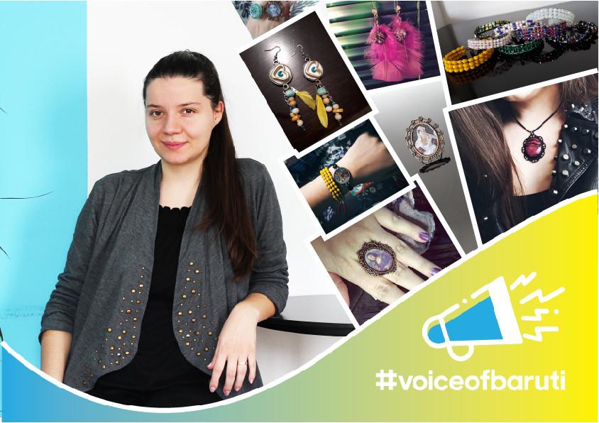 Voice of Baruti: Arnisa Aliqkaj