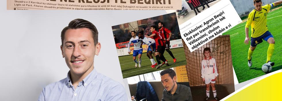 Voice of Baruti: Agron Beqiri