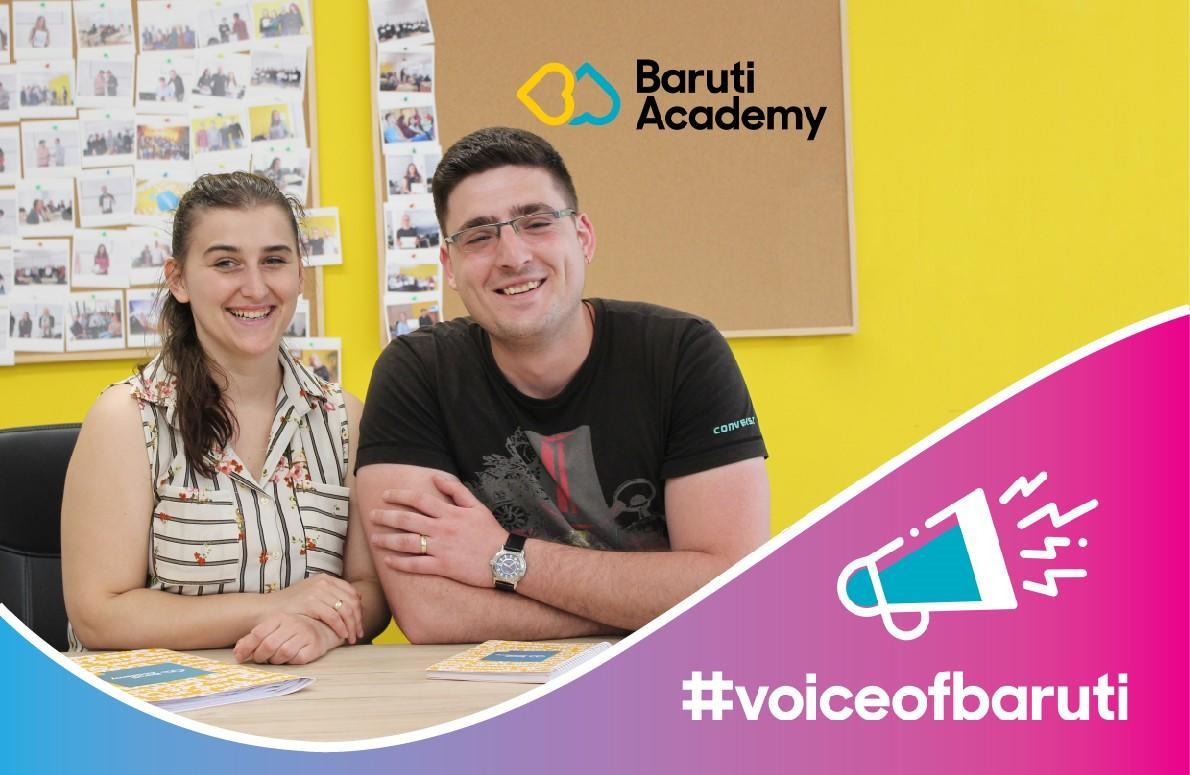 Voice of Baruti: Flamurja & Sharri