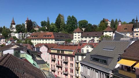 Luzern Panorama View Nord (Video von Flamur Shala)