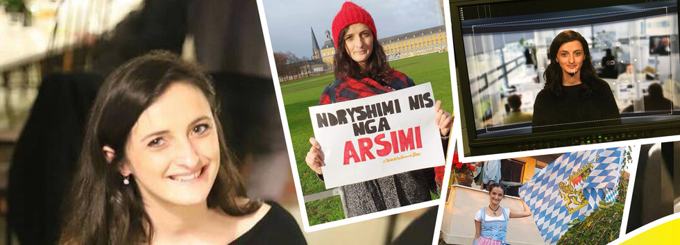 Voice of Baruti: Vjosa Çerkini