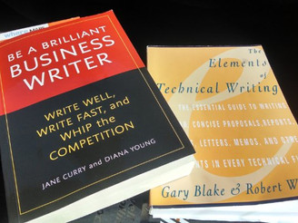 Technical Writing Made Easier - Books to Read and Apply