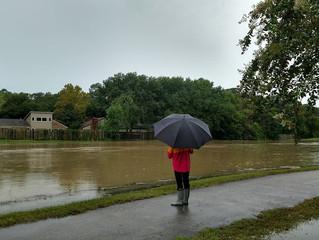 Sound wisdom following Houston's historic floods